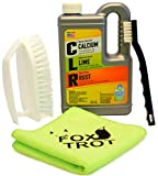 CLR Complete Cleaning Kit, Calcium Lime and Rust Removal System...