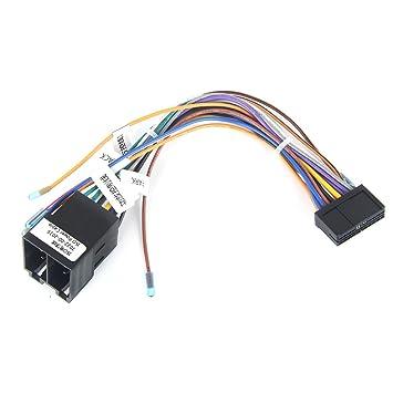 dasaita car stereo plug & play wiring harness cable fit dasaita car radio  head unit,