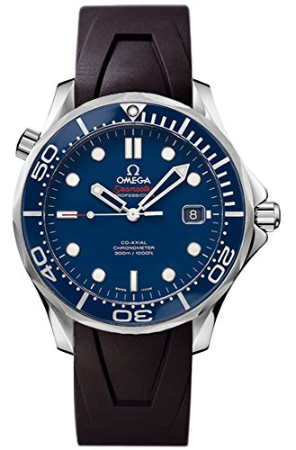 omega rubber watch - 4