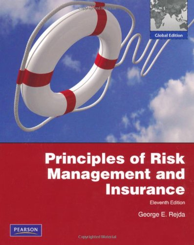 Download Principles of Risk Management & Insurance: Global Edition Pdf