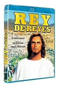 Rey De Reyes [Blu-ray]: Amazon.es: Jeffrey Hunter, Siobhan ...