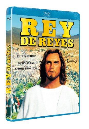 Rey De Reyes [Blu-ray]: Amazon.es: Jeffrey Hunter, Siobhan MCkenna, Hurd Hatfield, Ron Randell, Viveca Lindfors, Rita Gam, Nicholas Ray, Jeffrey Hunter, Siobhan MCkenna, Samuel Bronston: Cine y Series TV
