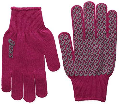 Asics Running Gloves (ASICS Everyday Liner Gloves, Magenta, Large/X-Large)