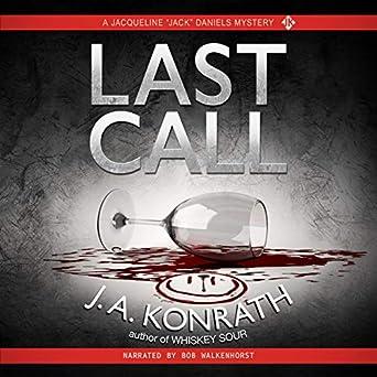 Amazon.com: Last Call - A Thriller: Jacqueline