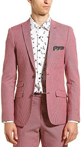 Paisley & Gray Ashton Slim Fit Seersucker Sport Coat / Paisley & Gray Ashton Slim Fit Seersucker Sport Coat