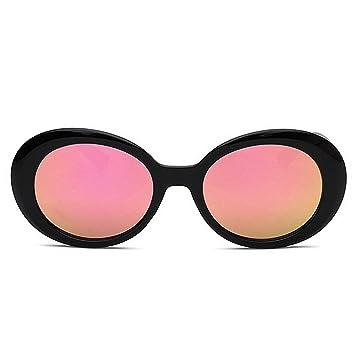 Las Gafas de Sol de Las Mujeres Grandes ovales de la ...