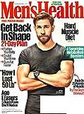 Men's Health Magazine January February 2016 - John Krasinski Cover, Age Erasers
