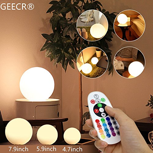 Portable LED Lamp GEECR Light 5.9