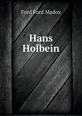 book cover of Hans Holbein