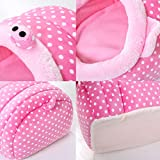 JanYoo Animal Bed Guinea Pig Accessories Cage