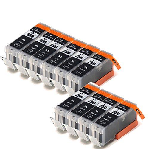 QINK 6432B001 PGI 250PGBK Cartridges Compatible product image