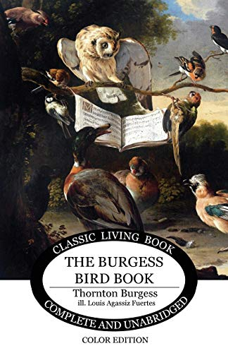 (The Burgess Bird Book in color)