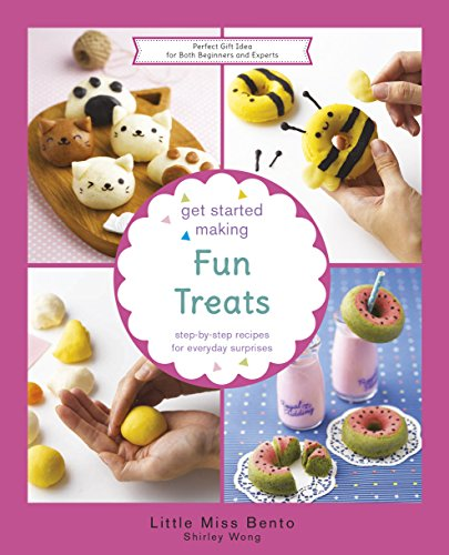 Get Started Making Fun Sushi (The Get Started Making Series) by Shirley Wong
