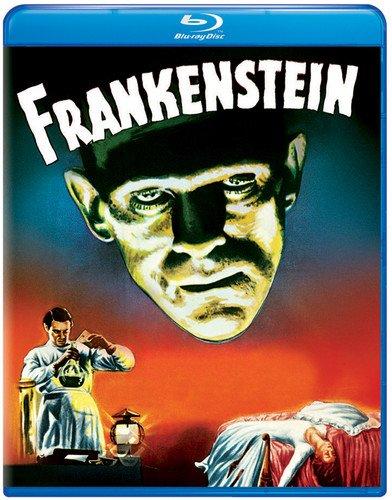 Frankenstein [Blu-ray] -