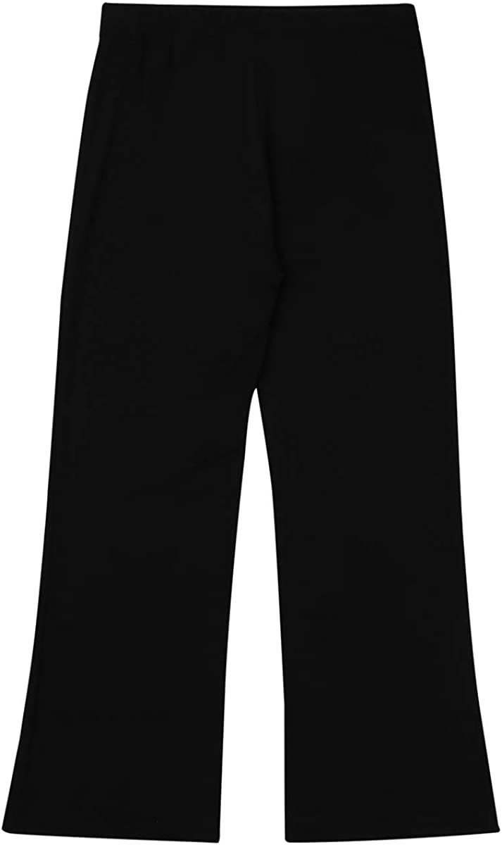 iixpin Pantalon de Jazz Enfant Fille Gar/çon Pantalon de Danse Ballet Latine Pantalon Ballroom Pantalon de Sport Legging de Sport Yoga Gymnastique Collant