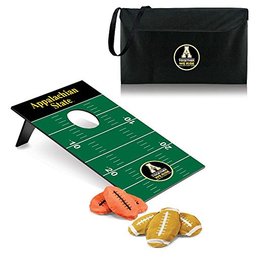 NCAA Appalachian State Mountaineers Bean Bag Throw Game by PICNIC TIME