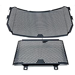 Radiator Grill Grille Guard Shield Cover For Yamaha Hyper Naked MT10 FZ10 2016-2017