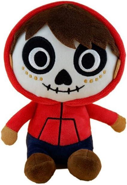 Hactor QWZY Birthday Gift Christmas Halloween Festival Present My First Dolly Plush Stuffed Doll Toys for Girls Boys 10-12