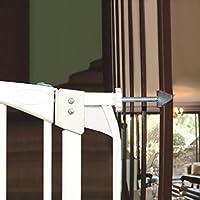 Adaptadores Dreambaby Banister Gate, Plateado