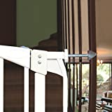Dreambaby Banister Gate Adaptors, Silver