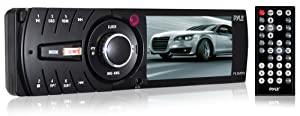 Pyle PL3MP4 3-Inch TFT/LCD Monitor with MP3/MP4/SD/USB Player and AM/FM Receiver