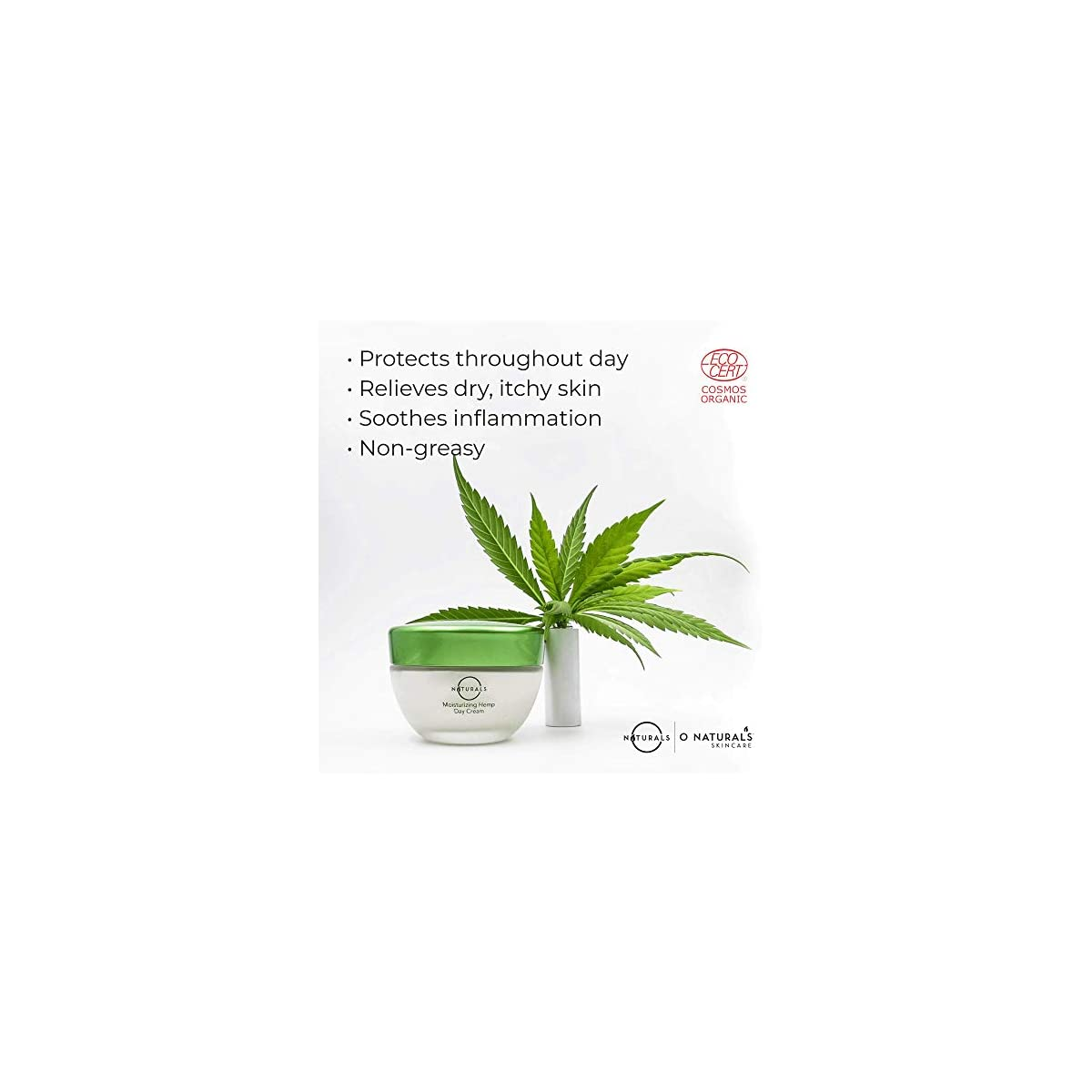 O-Naturals-Organic-Face-Moisturizer-Hemp-Oil-Day-Face-Neck-Anti-Aging-Cream-Hyaluronic-Acid-Hydrating-Relives-Dry-Skin-Boost-Collagen-Prevent-Signs-of-Aging-Eye-Repair-Women-Men-Skin-Care