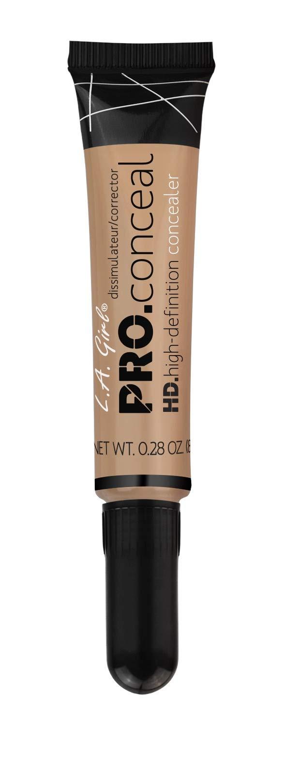 L.A. Girl Cosmetics Pro Conceal HD Concealer, Medium Beige 8 g