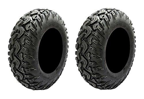 Pair of Pro Armor Hammer (8ply) ATV Tires [30x9.5-15] (2) -