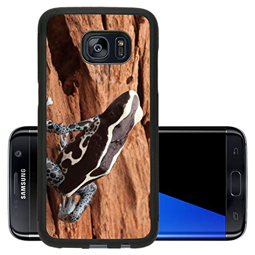 Luxlady Premium Samsung Galaxy S7 Edge Aluminum Backplate Bumper Snap Case IMAGE 19561475 by Luxlady Customized Premium Deluxe generation Accessories HD Wifi Luxury Prote poison dart frog Dendrobates Deluxe Amphibian