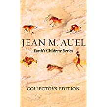 Jean M. Auel's Earth's Children® Series - Collector's Edition: The Clan of the Cave Bear, The Valley of Horses, The Mammoth Hunters, The Plains of ... Shelters of Stone, The Land of Painted Caves