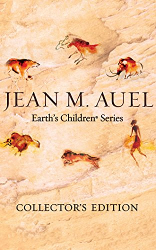 Jean M. Auel's Earth's Children® Series - Collector's Edition: The Clan of the Cave Bear, The Valley of Horses, The Mammoth Hunters, The Plains of ... Shelters of Stone, The Land of Painted (Paperboard Cd)