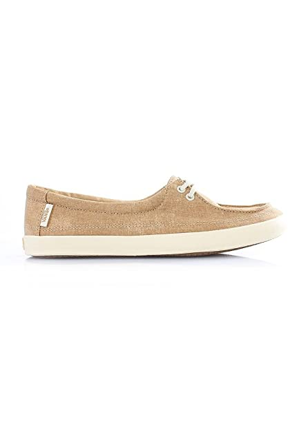 vans femme chaussure cuir
