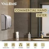 VALENS 2PCS Electric Hand Dryer with