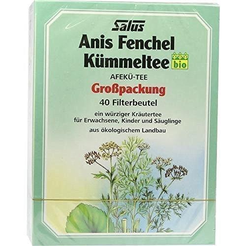 Salus Anis-Fenchel-Kümmel-Tee, 40 Fbtl.