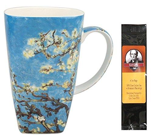 Blossom Almond Tea - 3