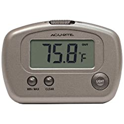 AcuRite 00888A3 Indoor/Outdoor Digital Thermometer