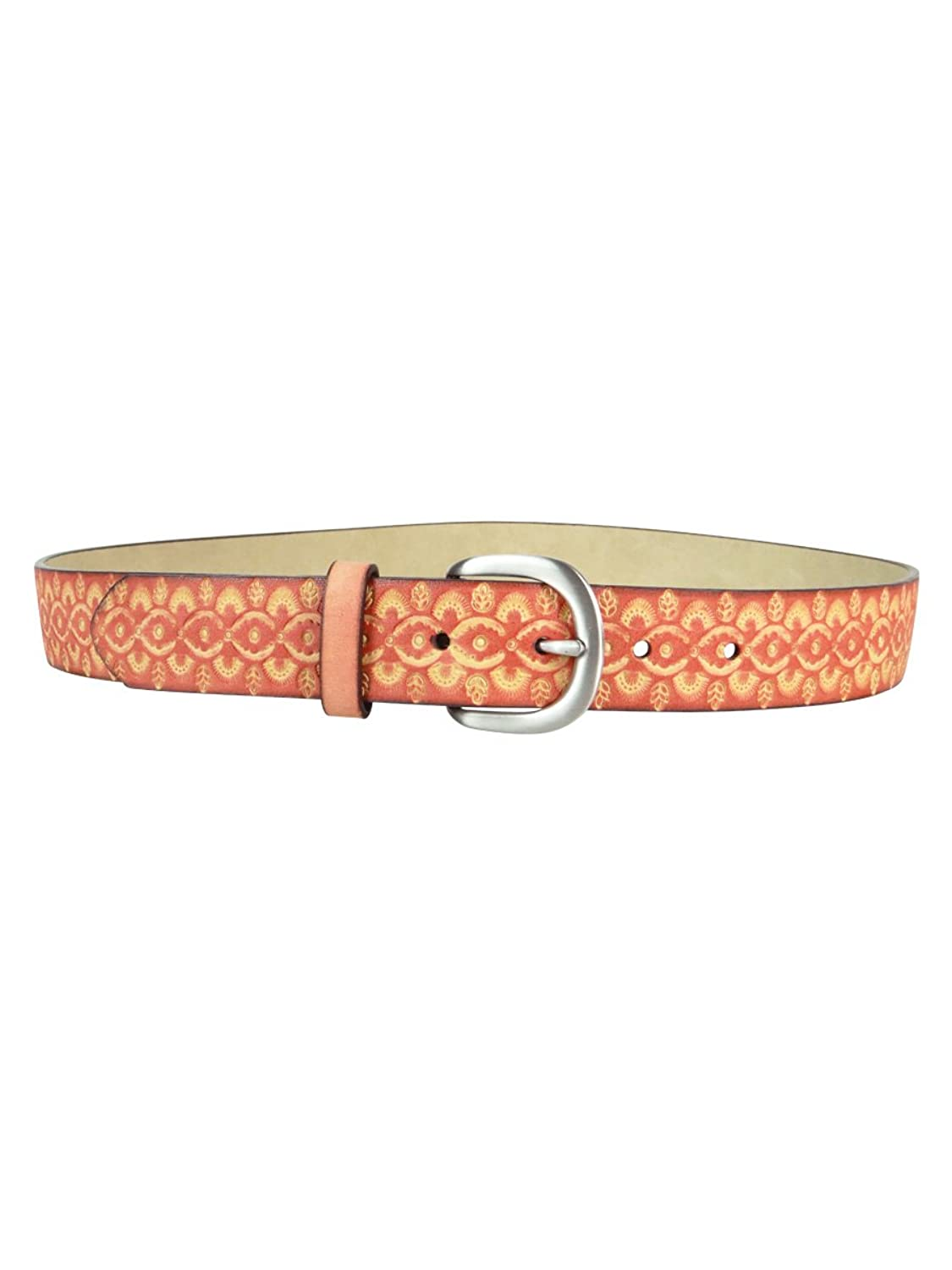 Style & Co. Women's Embossed Pattern Faux Leather Belt