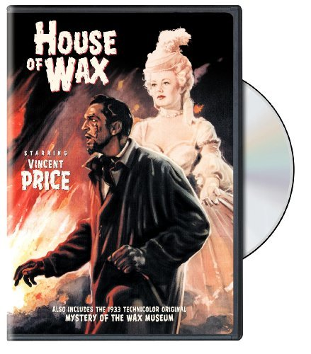 House Of Wax Vincent Price, Frank Lovejoy, Phyllis Kirk, Carolyn Jones, Paul Picerni, Roy Roberts, Angela Clarke, Paul Cavanaugh, Dabbs Greer, Charles - Frank Paul Price