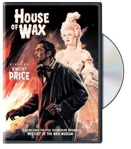 House Of Wax Vincent Price, Frank Lovejoy, Phyllis Kirk, Carolyn Jones, Paul Picerni, Roy Roberts, Angela Clarke, Paul