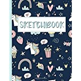 Sketchbook: A Large Journal With Blank Paper For Drawing And Sketching: Artist Edition