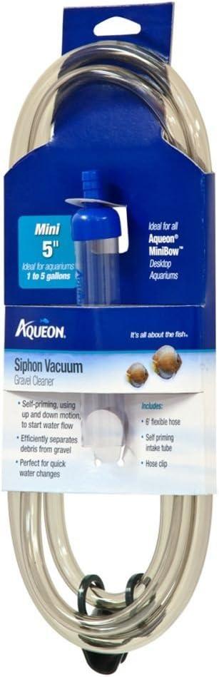 "Aqueon Siphon Vacuum [Set of 2] Size: Mini / 5"""