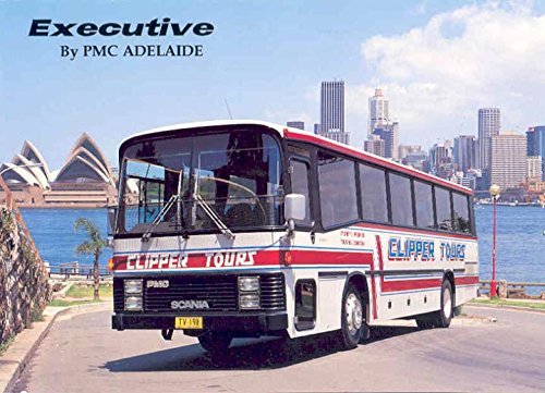 Amazon com: 1990 PMC Adelaide Scania Bus Brochure Australia