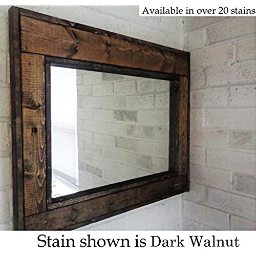 Farmhouse Bathroom Mirror: Amazon.com