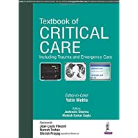 Textbook Of Critical Care:Including Trauma And Emergency Care