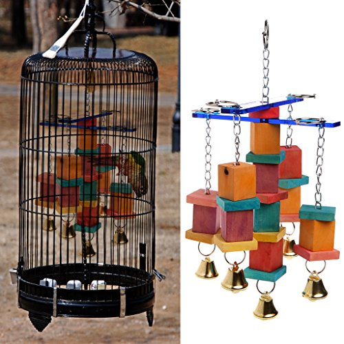 nnda-co-pet-bird-parrot-parakeet-cockatiel-cage-hammock-swing-hanging-chew-wooden-toyswood-acrylic33
