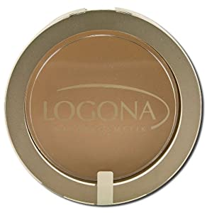 Lagona Pressed Powder, 01 Light Beige, 0.35 Ounce