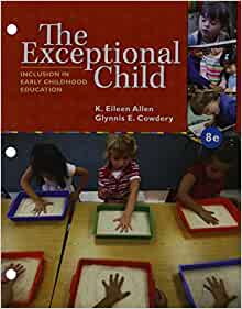 inclusion education the exceptional child To students placed in self-contained special education classrooms kimberly d  schoger a case study published in teaching exceptional children plus.