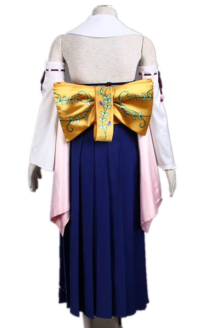 Love Anime Square FF10 Cosplay Costume 15Pcs Set by Love Cosplay (Image #2)
