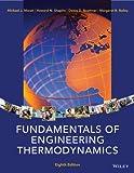 Fundamentals of Engineering Thermodynamics, 8E