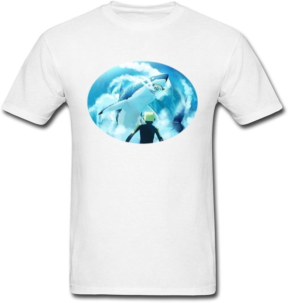 AneSwing ABZU Shark Edgy Men's T Shirt